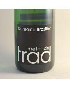"NV Domaine Brazilier ""Méthode Trad"" Brut"
