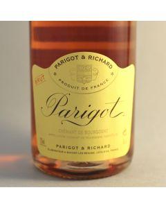 NV Parigot Crémant de Bourgogne Brut Rosé