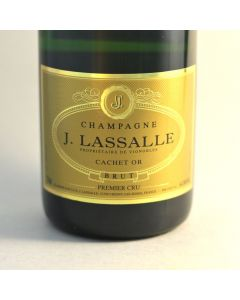 "NV J. Lassalle Champagne Brut Premier Cru ""Cachet d'Or"""