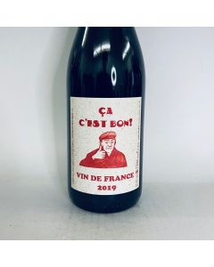 """2019 Laurent Lebled """"Ca C'est Bon"""" Gamay"""